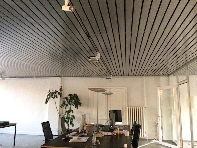 Raum für Workshops vor Umbau 2