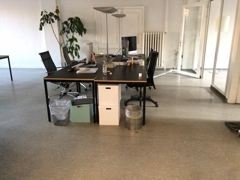 Raum für Workshops vor Umbau 1