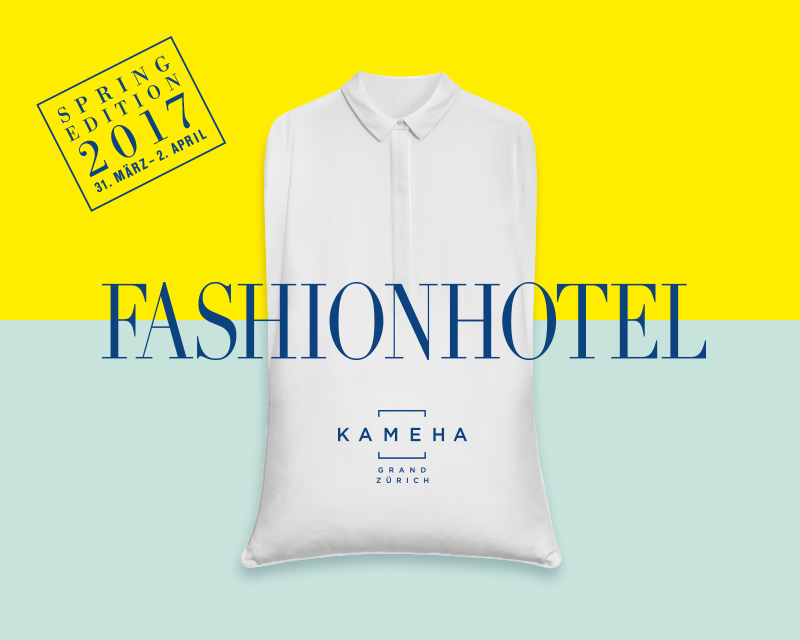 Eventreihe Fashionhotel, Keyvisual 2017