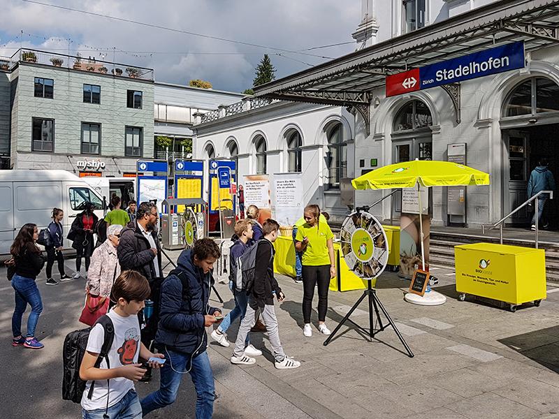Image- und Absatzförderungsaktion Bio Suisse