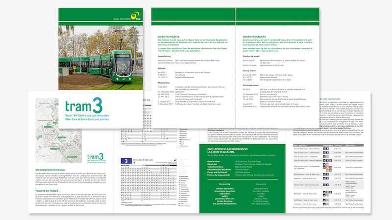 Fahrgastinformation Basler Verkehrs-Betriebe