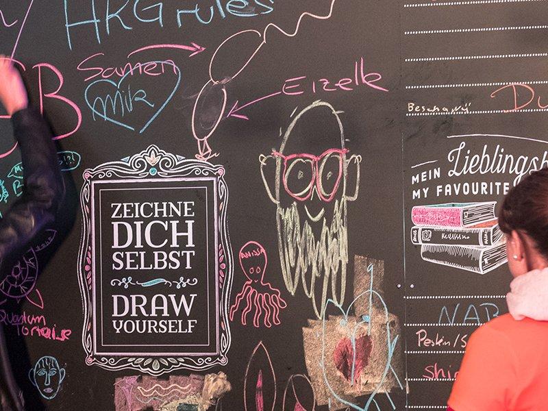 Mitarbeiterevent der ETH Zürich