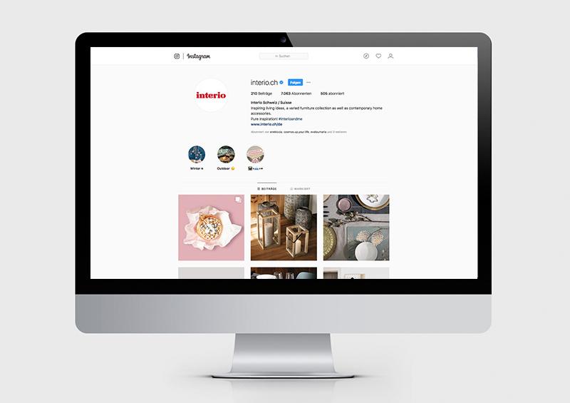 Interio Digital Content