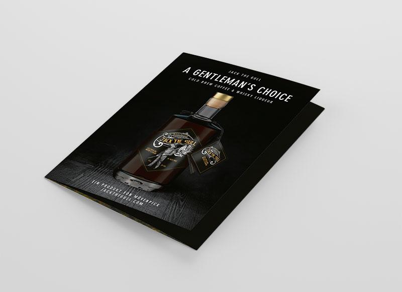 Packaging Design Jack the Gull - Rezepte