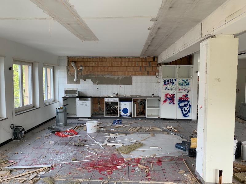 Streuplan Umbau 5. Stock