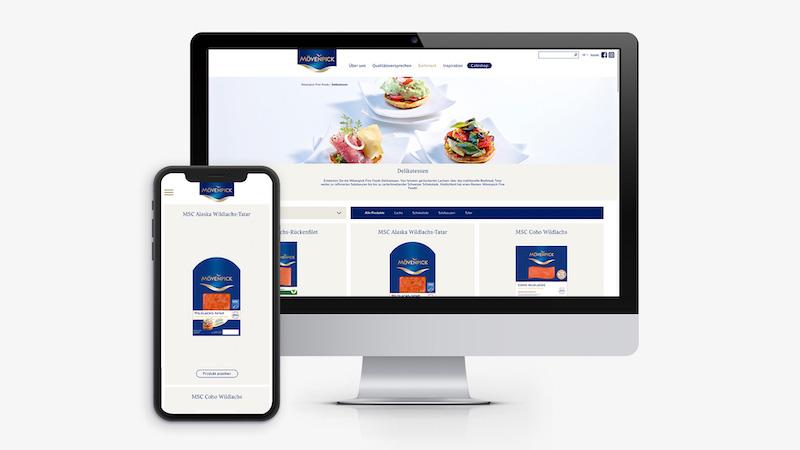 Website Mövenpick