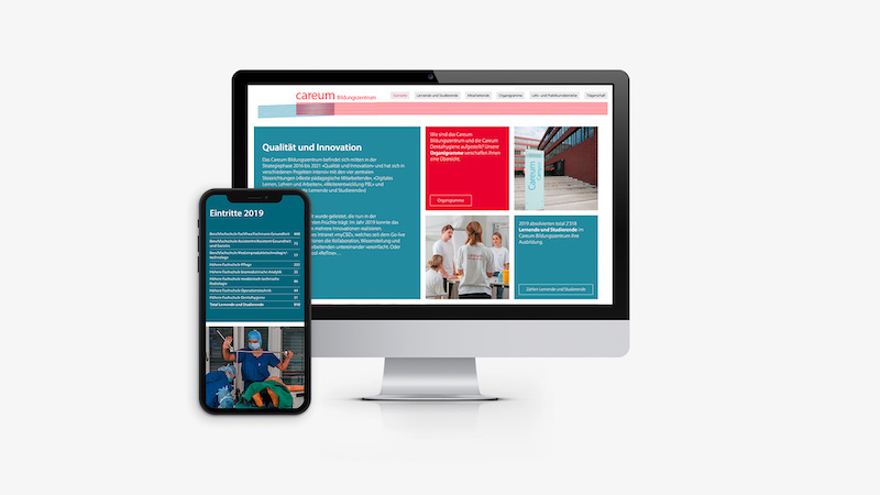 Geschäftsbericht Careum AG Bildungszentrum für Gesundheitsberufe